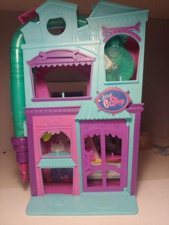 Domek lps littlest pet shop