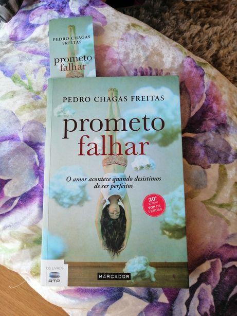 """Livro """"Prometo Falhar"""" e As Minas de Salomão"""