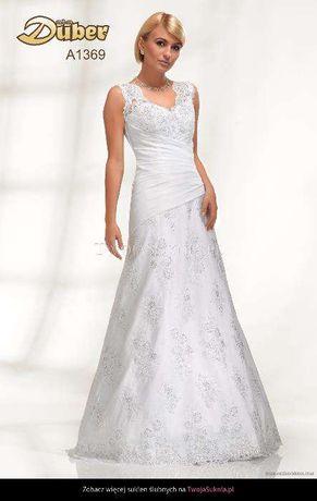 przepiękna suknia ślubna na niską kobietę :-) + bolerko