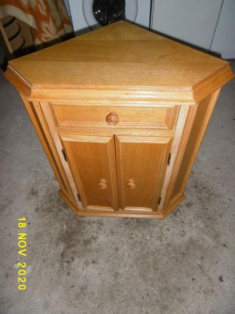 szafka narożna 66x46x75cm z jedną szufladą - rtv agd meble Koszalin