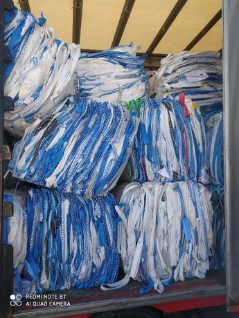 Hurtownia Worków Big Bag ! Rozmiar 90/90/195 cm Stan idealny!
