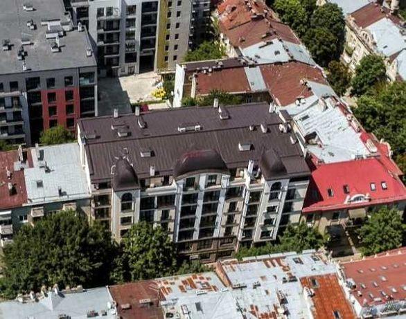 Продаж, 4 кімн., 2-а рівні (6,7 пов.) 153 м.кв., вул. Кокорудза 6