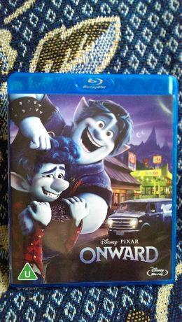 Onward (Naprzód) (Disney) [Blu-Ray] PL