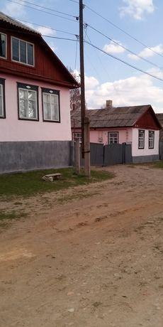 Жилой дом и флигель