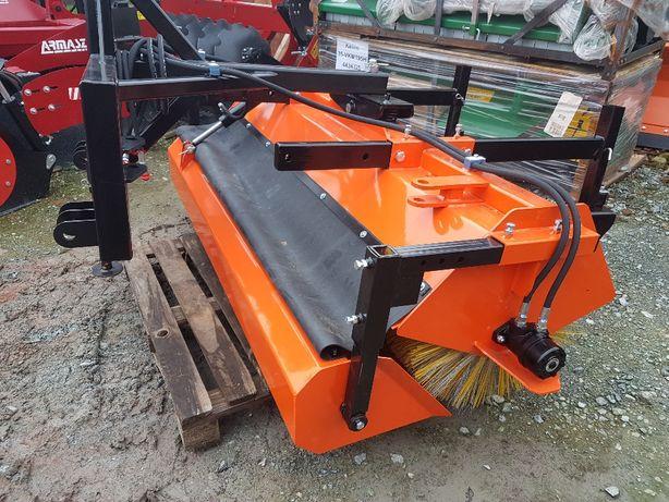 Zamiatarka 2,0m hydrauliczna szczotka do ciągnika Metal-Technik