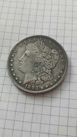 Монета 1 доллар, HALF Dollar, Пятьдесят центов, полдоллара. Коллекция