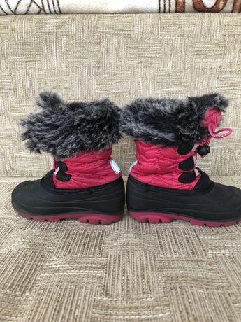 Термо взуття зимове Kamik (розмір устілки 15,5 см)