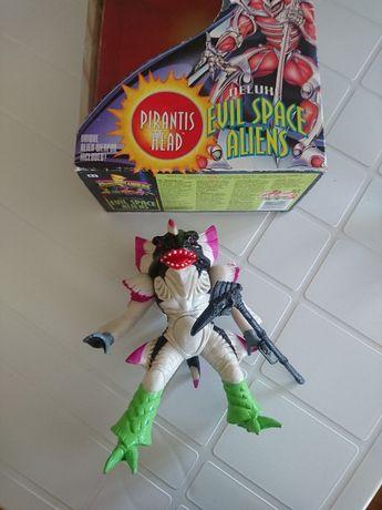 Boneco - Pirantis Head - Cabeça de Piranha - Power Rangers Evil Space