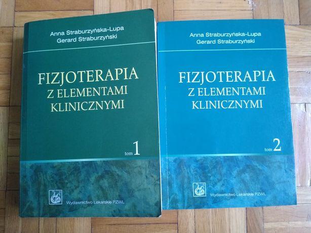 Fizjoterapia z elementami klinicznymi tom 1 i 2