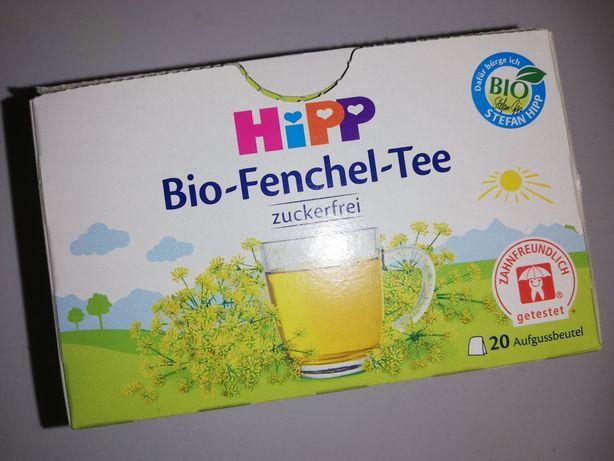 Herbatka hipp dla niemowląt