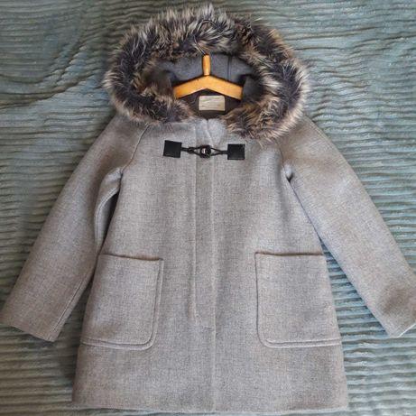 Пальто Zara 152р
