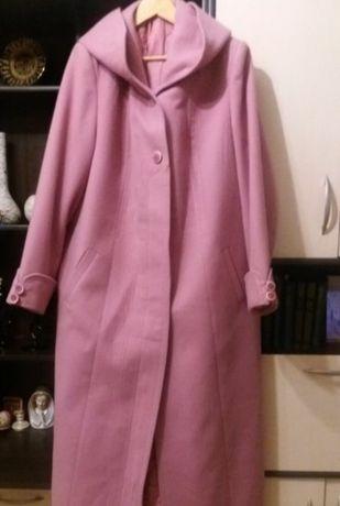 Скидка!!!Пальто  кашемировое  очень большой размер
