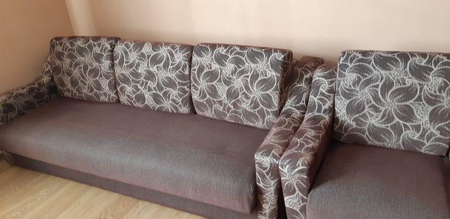 Продам диван з кріслами