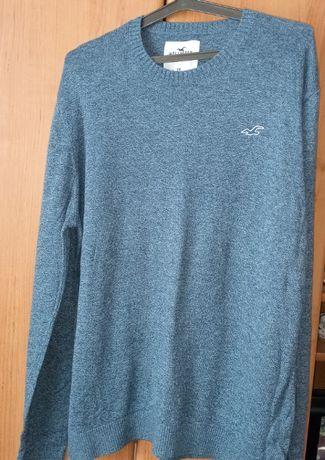 Sweter Hollister XXl prawie nowy