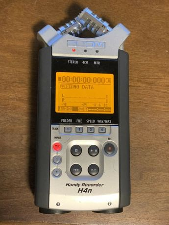 Рекордер аудио Zoom H4N рекордер диктофон типа Sony,Tascam,Sennheiser