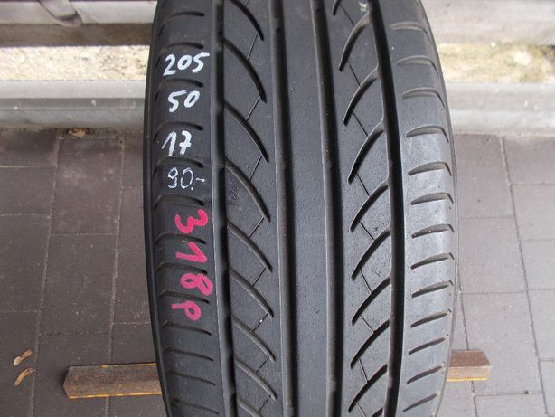 opona pojedyncza 1x Bridgestone Potenza S-02A 205/50/17