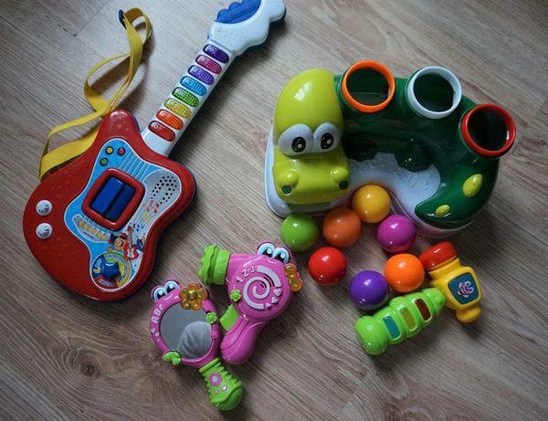 Zestaw zabawek Gitara Clementoni