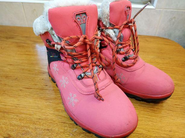 Теплі ботинки зимние кроссовки