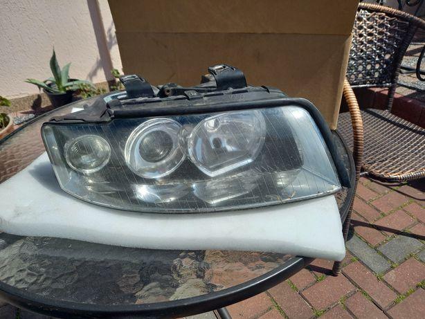 Lampa prawa przednia Audi A4 B6 stan bardzo dobry