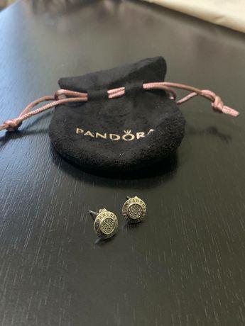 Продам серьги Pandora new