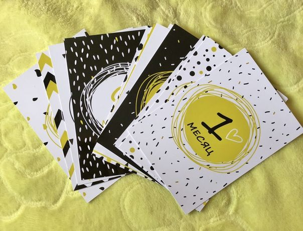 Карточки для фотосесії