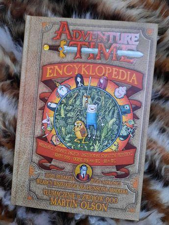 Adventure time Encyklopedia Pora na przygodę