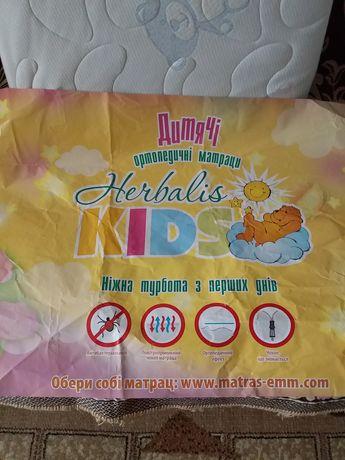 Детский матрац марки Кидс