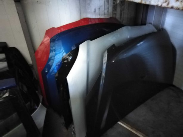 Honda frv maska pokrywa silnika kolory