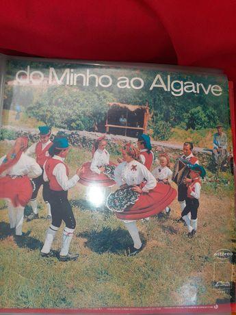 Disco Vinil - Do Minho ao Algarve