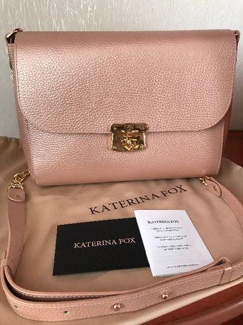 Сумка на ланцюжку Katerina Fox Prima M KF-931