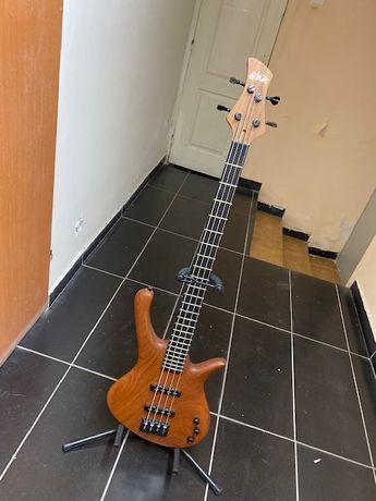 gitara basowa GMR 4 struny
