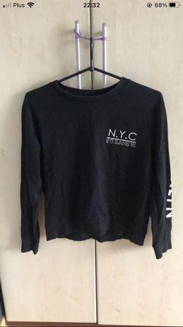 Piękna czrna bluza