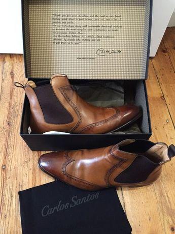 Botas Santos Shoes - Chelsea Boots
