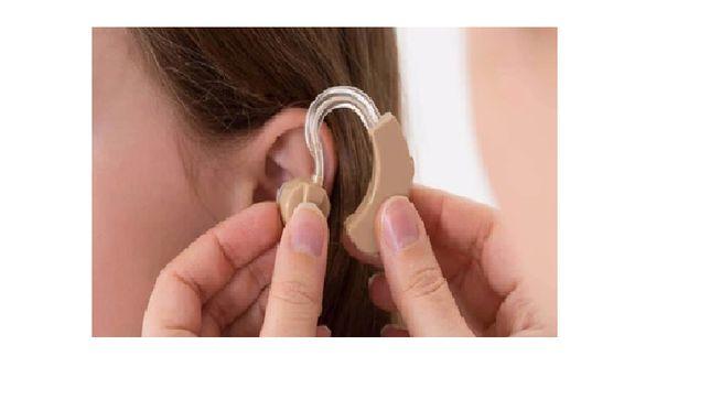 Слуховой аппарат слуховий апарат Cyber Sonic