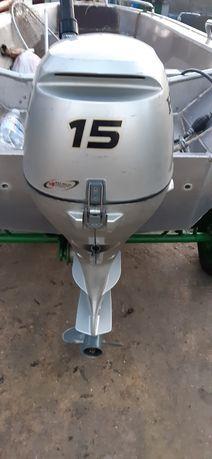 Лодочный мотор Honda BF 15 SHU