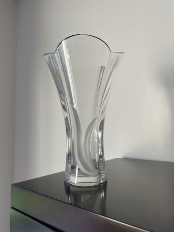 Vaso de cristal com detalhe