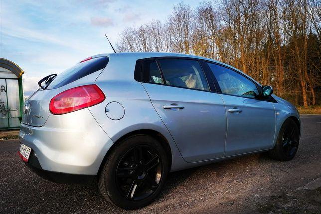 Błękitny Fiat Bravo Super, zamienię