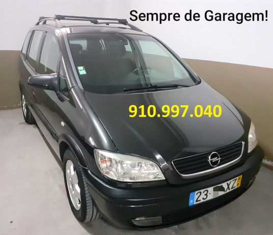 Opel Zafira 2.0 Diesel 7 Lugares EXTRA!