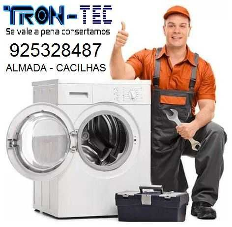 Reparo maquina lavar roupa - loiça - refrigerador - TV - microondas