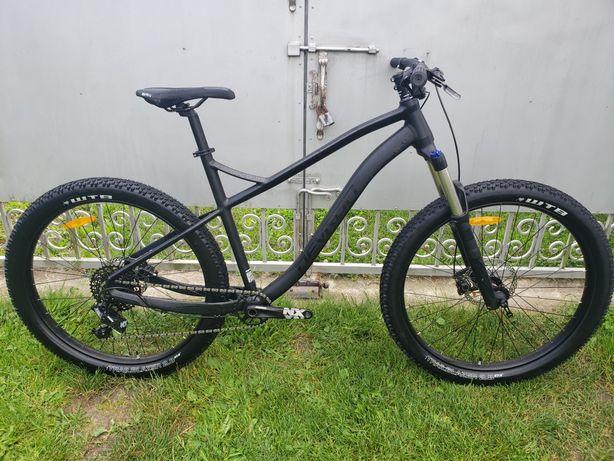 Гірський велосипед мтв devron 27,5+ plus