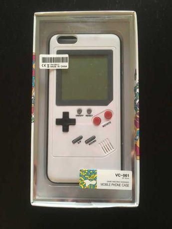 iPhone 6 Plus / 6s Plus Capa Gameboy Tetris