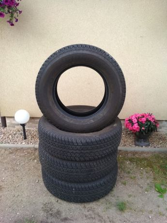 Opony Bridgestone Dueler H/T 840 255/70/18 r18 M+S