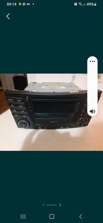 Radio Merceses w211 Zamiana na radio Vito