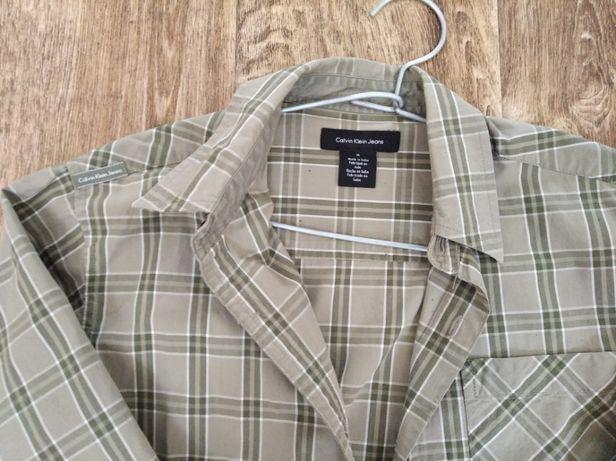 Рубашка брендовая р М Calvin Klein Jeans