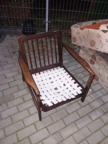 Fotel Zenon Bączyk