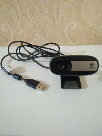 Продам вебкамера веб камеру для компьютера, ноутбука logitech c170