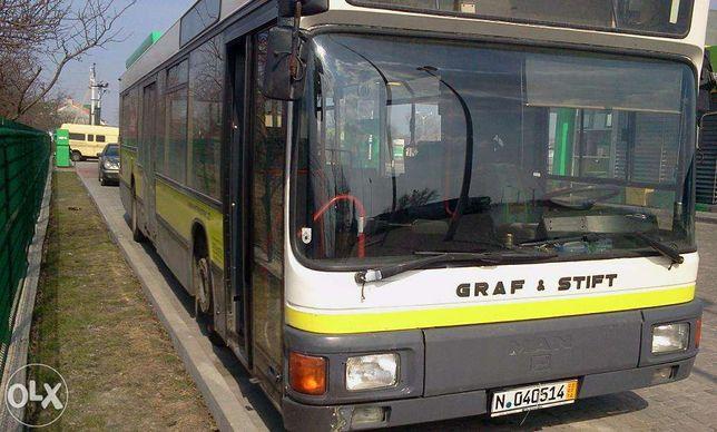 Продам автобус Man NL202