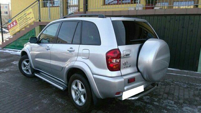 Toyota RAV 4, 2005 r.,116 KM, orurowana, D4D parktronik
