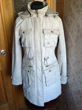 Пальто-куртка-парка (осеннее/зимнее) 2 вида ^6 (на девочку-подростка)