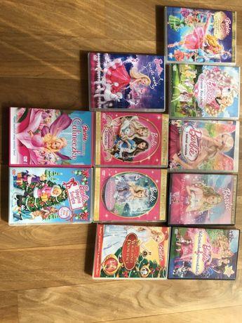 Barbie bajki dla dzieci DVD